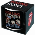 TASSE - ROLLING STONES - BLACK AND BLUE - Merchandise - Tassen - Musik