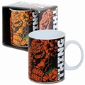 1 x THE THING DAS DING TASSE MARVEL