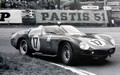 LE MANS 1961. PHILL HILL, OLIVIER GENDEBIEN, FERRARI 250 TESTA ROSSA. - Plakate - Classic - Schwarzweiss