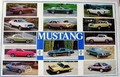 FORD MUSTANG POSTER - Plakate - Classic - US-Cars