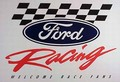 FORD RACING POSTER - Plakate - Classic - US-Cars