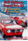 NÜRBURGRING - Plakate - Classic - Rennautos