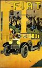 FIAT - Plakate - Classic - Cars