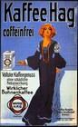 KAFFEE HAG - Plakate - Classic - Advertising