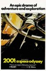 2001 - A SPACE ODYSSEY - POSTER - Filmplakate