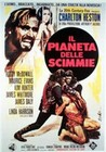 PLANET OF THE APES - Filmplakate