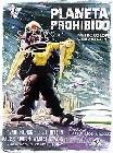 FORBIDDEN PLANET - PLANETA PROHIBIDO - POSTER - Filmplakate