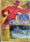 TARZAN AUF DER SCHATZINSEL - Filmplakate - Originalplakate - Deutsche: Trash