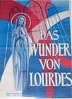 DAS WUNDER VON LOURDES - Filmplakate - Originalplakate - Deutsche: Cult
