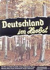 DEUTSCHLAND IM HERBST - Filmplakate - Originalplakate - Deutsche: Cult