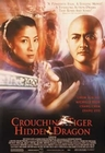 CROUCHING TIGER, HIDDEN DRAGON - Filmplakate