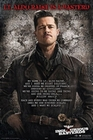 INGLOURIOUS BASTERDS: BRAD PITT - POSTER - Filmplakate