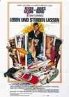 LEBEN UND STERBEN LASSEN (JAMES BOND, 007) POSTER - Filmplakate