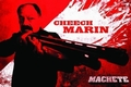 MACHETE POSTER CHEECH MARIN