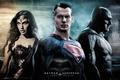 BATMAN VS SUPERMAN POSTER TRIO