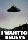 I WANT TO BELIEVE - Filmplakate