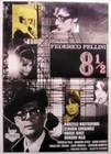 8 1/2 - Filmplakate