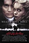 SLEEPY HOLLOW - Filmplakate