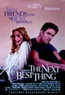 THE NEXT BEST THING - Filmplakate