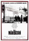MANHATTAN - Filmplakate