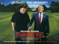 FAHRENHEIT 911 - Filmplakate