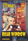 REAR WINDOW - Filmplakate