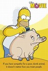 THE SIMPSONS MOVIE - POSTER - Filmplakate