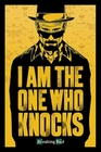 BREAKING BAD POSTER I AM THE ONE WHO KNOCKS - Filmplakate