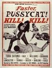 FASTER PUSSYCAT! KILL! KILL! - POSTER - Filmplakate