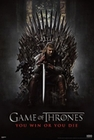 GAME OF THRONES POSTER SEAN BEAN - Filmplakate
