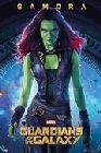 GUARDIANS OF THE GALAXY - GAMORA - Filmplakate