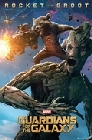 GUARDIANS OF THE GALAXY - ROCKET & ROOT - Filmplakate