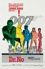 JAMES BOND POSTER DR.NO - Filmplakate
