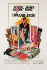 JAMES BOND POSTER LIVE AND LET DIE - Filmplakate