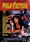PULP FICTION RIESENPOSTER HAUPTPLAKAT UMA THURMAN - Filmplakate