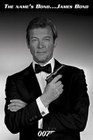 ROGER MOORE (JAMES BOND) POSTER - Filmplakate