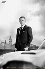 SKYFALL POSTER 007 JAMES BOND DANIEL CRAIG - Filmplakate