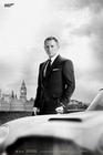 SKYFALL POSTER 007 JAMES BOND DANIEL CRAIG - Filmplakate