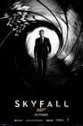 SKYFALL POSTER 007 JAMES BOND - Filmplakate