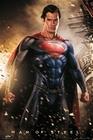 SUPERMAN MAN OF STEEL POSTER EXPLOSION - Filmplakate