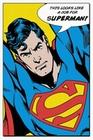 SUPERMAN POSTER LOOKS LIKE A JOB FOR SUPERMAN! - Filmplakate