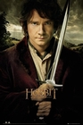 THE HOBBIT POSTER BILBO UND STICH - Filmplakate