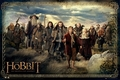 THE HOBBIT POSTER CAST - Filmplakate