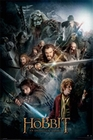 THE HOBBIT POSTER COLLAGE - Filmplakate
