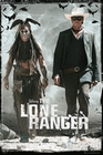 THE LONE RANGER POSTER ONE SHEET - Filmplakate