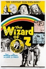 THE WIZARD OF OZ POSTER REGENBOGEN - Filmplakate