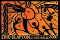 ERIC CLAPTON IN AUSTRALIA - Poster Art - Firehouse