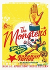 MINI PLAKAT -THE MONSTERS