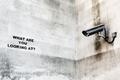 BANKSY POSTER STREETART CAMERA GRAFFITY - Kunstdrucke
