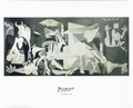 GUERNICA VON PABLO PICASSO - Kunstdrucke